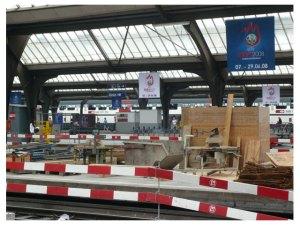 Baustelle Hauptbahnhof Zürich