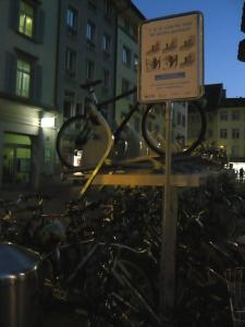 veloparkplatz